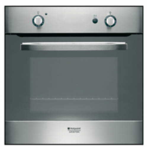Forno a gas da incasso ariston fh g ix ha s inox - Ariston forno da incasso ...
