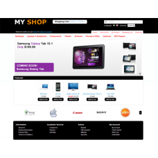 Sito web  E-commerce Ready
