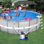 Piscina Intex  488 x 122 cm